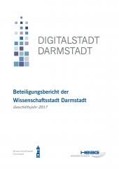 Deckblatt Beteiligungsbericht 2017