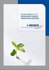 Deckblatt Geschäftsbericht 2013