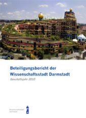 Deckblatt Beteiligungsbericht 2010