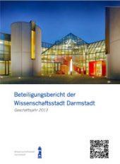 Deckblatt Beteiligungsbericht 2013