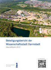 Deckblatt Beteiligungsbericht 2015